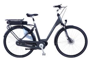 Kildemoes City EL 7 gear med centermotor - 2018 - dame - Grå