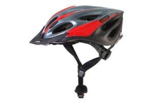 ABUS Raxtor cykelhjelm i rød