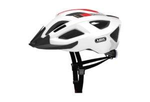 ABUS Aduro 2.0 cykelhjelm i hvid