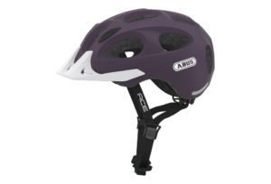 ABUS Youn-I Ace cykelhjelm i lilla