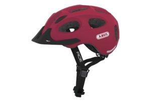 ABUS Youn-I Ace cykelhjelm i rød