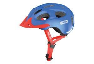 ABUS Youn-I Ace cykelhjelm i blå