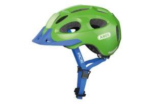 ABUS Youn-I Ace cykelhjelm i grøn