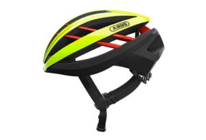 ABUS Aventor cykelhjelm i gul