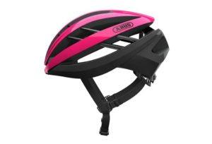 ABUS Aventor cykelhjelm i pink