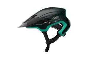 ABUS Montrailer cykelhjelm i grøn