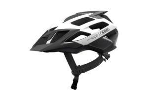 ABUS Moventor cykelhjelm i hvid