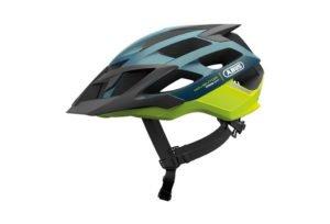 ABUS Moventor cykelhjelm i blå
