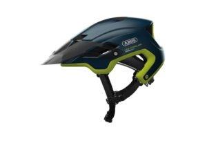 ABUS Montrailer MIPS cykelhjelm i blå