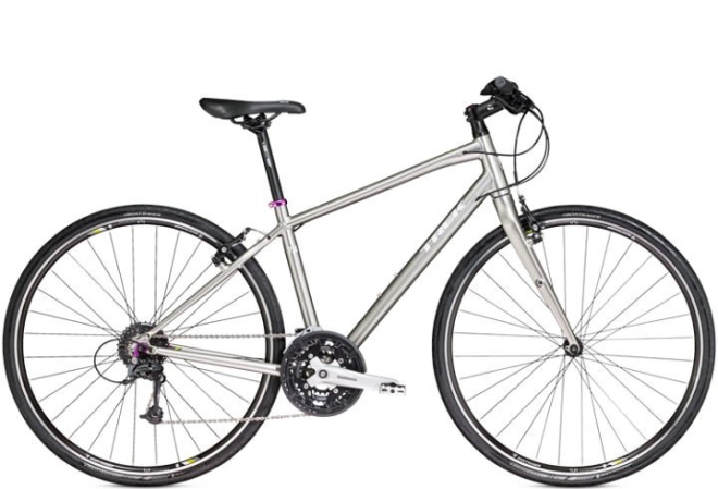 Trek 7.4 FX WSD 27 gear