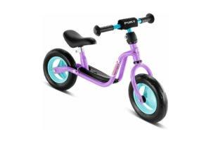 Puky LR M løbecykel i lilla