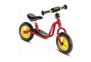 Puky LR M løbecykel i rød