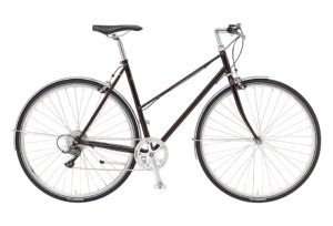 Remington Runwell Sport Mixte 8 gear - Damecykel - Rubin Red Metallic