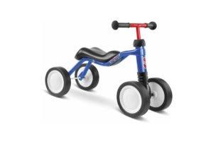 Puky Wutsch løbecykel i blå