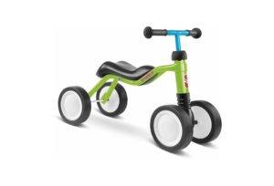 Puky Wutsch løbecykel i grøn