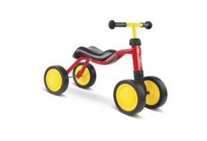 Puky Wutsch løbecykel i rød