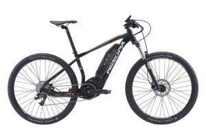Principia Evade E 8.9 MTB Center display Sram 8sp Hydr. Matsort