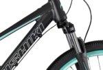 Nishiki Reno Dame mat sort Nexus 7 indv. gear og fodbremse/skivebremse