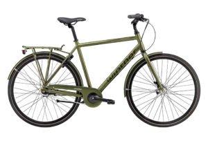 Green Winther 3 Herre Nexus 7g RB Mat grøn m. grøn