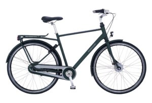Kildemoes City N7CB Dynamo Racing Green Matt