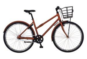 "Kildemoes Bikerz Urban 26"" 7 gear - 2019 - Pigecykel - Brun"