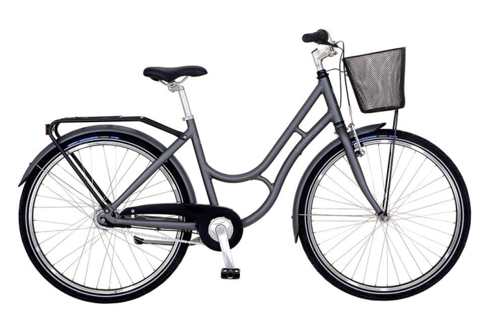 "Kildemoes Urban Teenz 26"" 7 gear - 2019 - Pigecykel - Grey Matt"