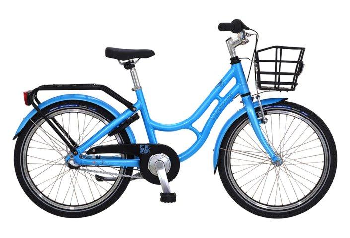 "Kildemoes Bikerz Retro 20"" 3 gear - 2019 - Pigecykel - Sky Blue"
