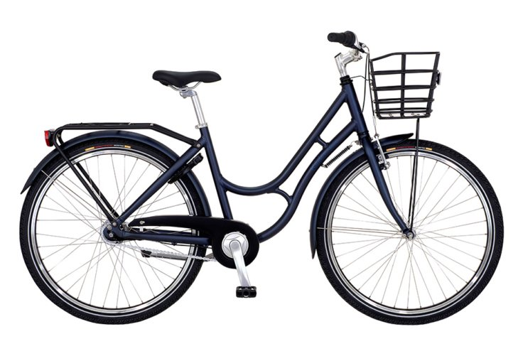 "Kildemoes Urban Teens 26"" 7 gear - 2019 - Pigecykel - Dark Blue Matt"