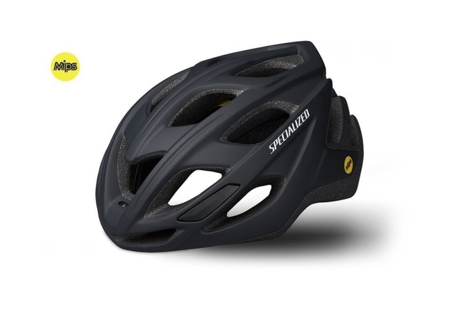 Specialized Chamonix MIPS - Matte Black - 2019 model