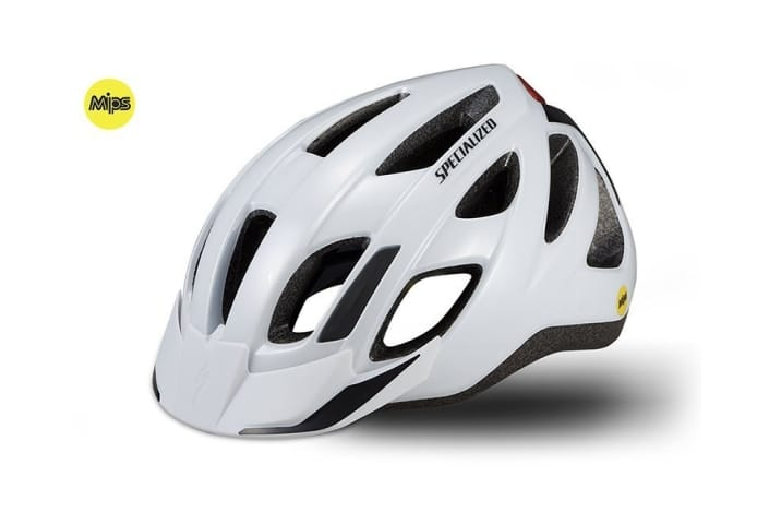 Specialized Centro LED MIPS - Gloss White - 2019 model