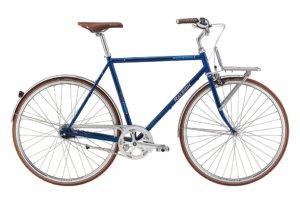 Raleigh Yate Cargo Herre Nexus 7g Fod/Kaliber Blank blå m. blå/sølv