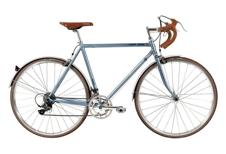 Raleigh Devon Road Herre Claris 16g Kaliber Blank Lys blå m. blå/sølv