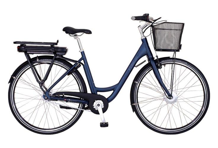 Kildemoes City EL 7 gear - 2019 - Damecykel - Dark Blue Matt
