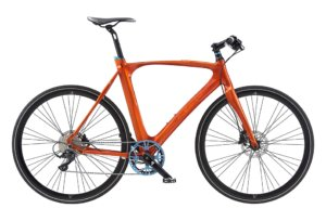 Avenue Airbase Herre Sora 9g Hydr. disc Dark orange shiny