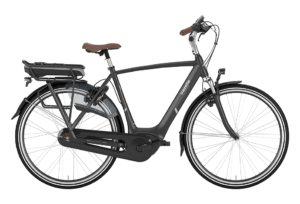 Gazelle Arroyo C7+ HMB EL 7 gear - 2019 - Herrecykel - Sort