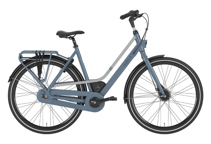 Gazelle CityGo C7 7 gear - 2019 - Damecykel - Blå