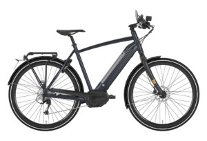 Gazelle CityZen Speed EL 10 gear - 2019 - Herrecykel - Navy