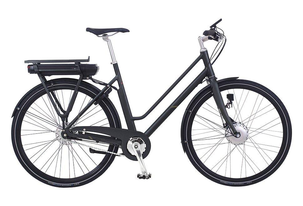 Kildemoes Street EL 7 gear - 2019 - Damecykel - Sort