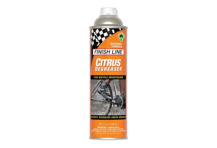 Degreaser Finish Line Citrus 600ml dåse - orange