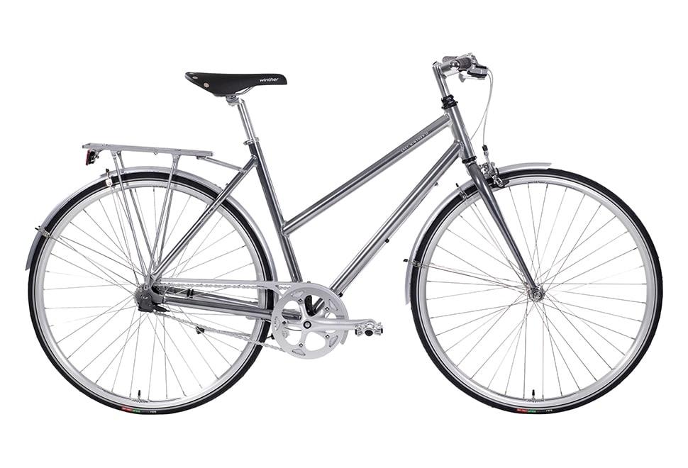 Grey Winther 22 Dame Nexus 3g Fod/Kaliber Grå m. sølv