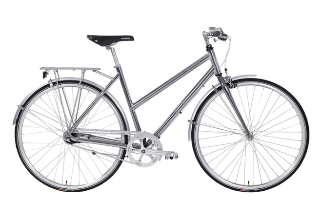 Grey Winther 44 Dame Nexus 7g Fod/Kaliber Grå m. sølv