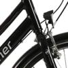Winther Sprite Alu Dame Bend Nexus 7g Fod/V-Bremse Dyn. forl Blank sort