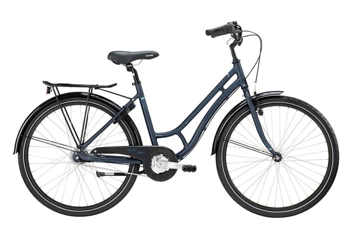 "MBK Girstyle Shop 24"" 7 gear - 2015 - pigecykel i grå"