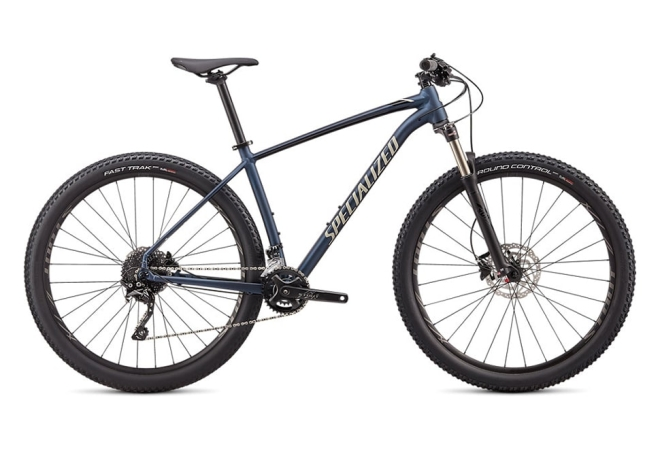 Specialized Rockhopper Expert X2 20 gear - 2020 - Satin Navy/Gloss White Mountains/Black
