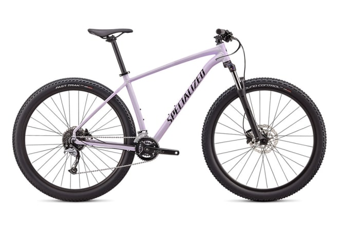 Specialized Rockhopper Comp 18 gear - 2020 - Gloss Uv Lilac/Black