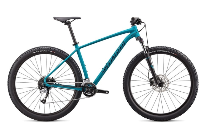 Specialized Rockhopper Comp 18 gear - 2020 - Satin Aqua/Gloss Cast Blue