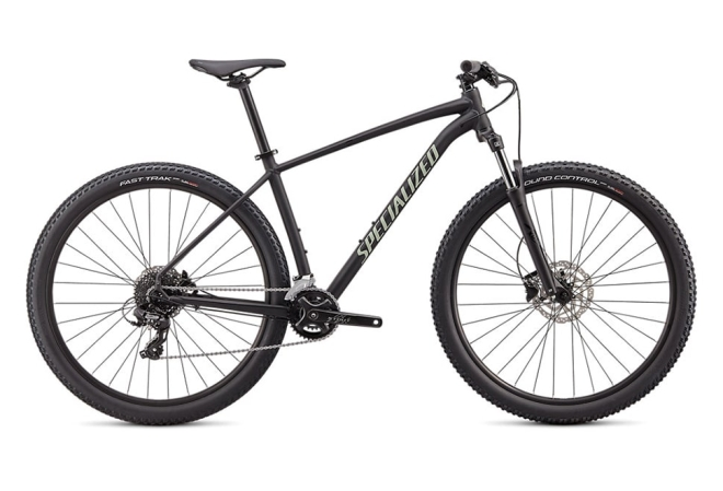 Specialized Rockhopper 16 gear - 2020 - Satin Black/Spruce