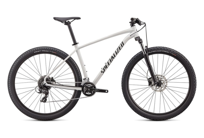 Specialized Rockhopper 16 gear - 2020 - White/Black