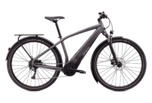 Specialized Turbo Vado 3.0 10 gear - 2020 - Charcoal / Black / Liquid Silver