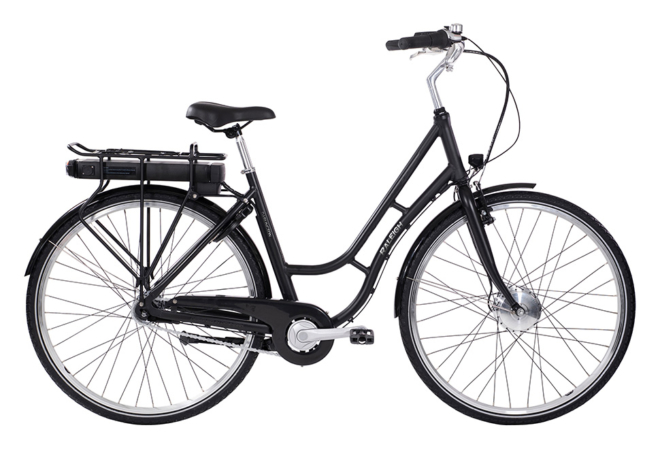 Raleigh Darlington Dame 5 LED-disp. Nexus 7g Fod/V-bremse Matsort
